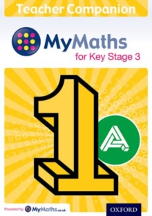 MyMaths for Key Stage 3: Teacher Companion 1A, Mixed media product Book