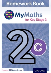 Mymaths for Ks3 Homework Book 2c Single, Book Book