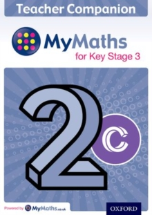 MyMaths for Key Stage 3: Teacher Companion 2C, Mixed media product Book