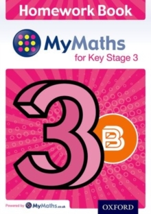 Mymaths: For Key Stage 3: Homework Book 3b, Book Book
