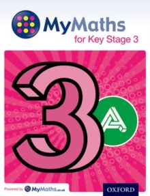 MyMaths for Key Stage 3: Student Book 3A, Paperback Book