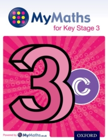 MyMaths for Key Stage 3: Student Book 3C, Paperback / softback Book