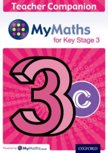 MyMaths for Key Stage 3: Teacher Companion 3C, Mixed media product Book