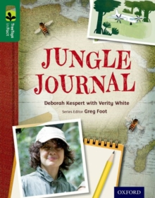 Oxford Reading Tree Treetops Infact: Level 12: Jungle Journal, Paperback Book