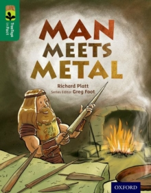 Oxford Reading Tree TreeTops inFact: Level 12: Man Meets Metal, Paperback / softback Book