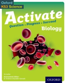 Activate: Biology Student Book, Paperback Book