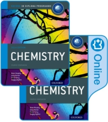 IB Chemistry Print and Online Course Book Pack: Oxford IB Diploma Programme, Mixed media product Book