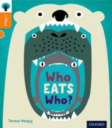 Oxford Reading Tree inFact: Level 6: Who Eats Who?, Paperback / softback Book