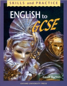 English to GCSE, Paperback Book