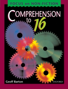 Comprehension to 16: Student's Book, Paperback Book