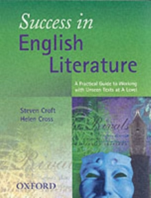 Success in English Literature, Paperback Book