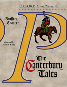 Oxford Playscripts: The Canterbury Tales, Paperback / softback Book