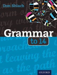 Grammar to 14, Paperback Book