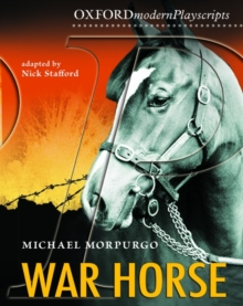 Oxford Playscripts: War Horse, Paperback Book