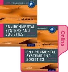 IB Environmental Systems and Societies Print and Online Pack : Oxford IB Diploma Programme, Mixed media product Book