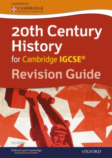 20th Century History for Cambridge IGCSE (R) : Revision Guide, Paperback Book