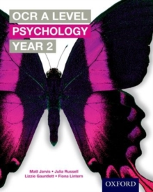 OCR A Level Psychology Year 2, Paperback / softback Book