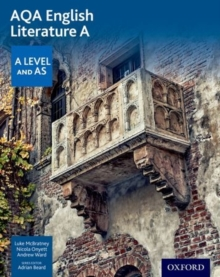 AQA A Level English Literature A: Student Book, Paperback Book