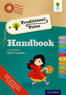 Oxford Reading Tree Traditional Tales: Continuing Professional Development Handbook, Paperback / softback Book