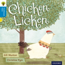 Oxford Reading Tree Traditional Tales: Level 3: Chicken Licken, Paperback Book