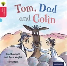 Oxford Reading Tree Traditional Tales: Level 4: Tom, Dad and Colin, Paperback / softback Book