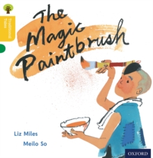 Oxford Reading Tree Traditional Tales: Level 5: The Magic Paintbrush, Paperback Book