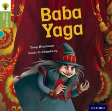 Oxford Reading Tree Traditional Tales: Level 7: Baba Yaga, Paperback Book
