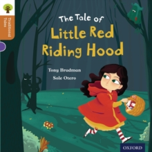 Oxford Reading Tree Traditional Tales: Level 8: Little Red Riding Hood, Paperback Book