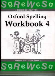 Oxford Spelling Workbooks: Workbook 4, Paperback / softback Book