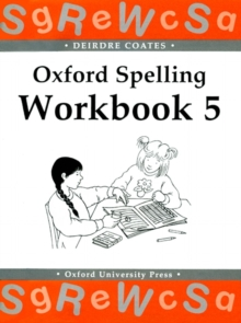 Oxford Spelling Workbooks: Workbook 5, Paperback Book