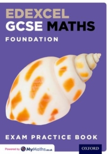 Edexcel GCSE Maths Foundation Exam Practice Book, Paperback Book