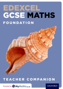 Edexcel GCSE Maths Foundation Teacher Companion, Paperback / softback Book