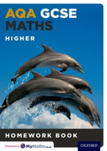 AQA GCSE Maths Higher Homework Book (15 Pack), Undefined Book