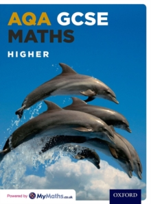 AQA GCSE Maths Higher Student Book, Paperback Book