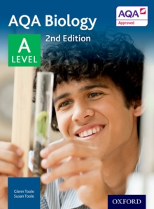 AQA Biology A Level Student Book, Paperback Book