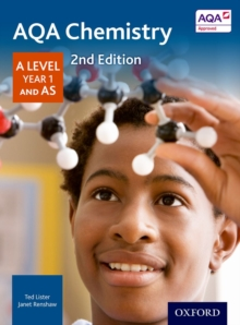 AQA Chemistry A Level Year 1 Student Book, Paperback Book