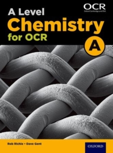 A Level Chemistry A for OCR Student Book, Paperback / softback Book