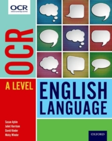 OCR A Level English Language: Student Book, Paperback Book