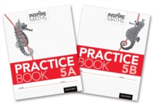 Inspire Maths: Practice Book 5 AB (Mixed Pack), Multiple copy pack Book