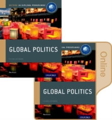 IB Global Politics Print & Online Course Book Pack: Oxford IB Diploma Programme, Mixed media product Book