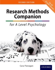The Research Methods Companion for A Level Psychology, Paperback / softback Book