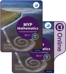 MYP Mathematics 3: Print and Online Course Book Pack, Mixed media product Book