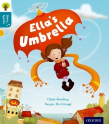 Oxford Reading Tree Story Sparks: Oxford Level  9: Ella's Umbrella, Paperback Book