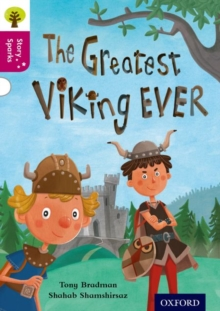 Oxford Reading Tree Story Sparks: Oxford Level  10: The Greatest Viking Ever, Paperback / softback Book