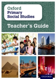 Oxford Primary Social Studies Teacher's Guide, Paperback / softback Book