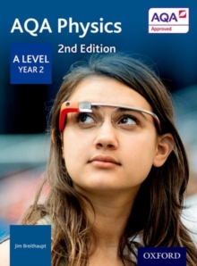 AQA A Level Physics Year 2 Revision Guide, Paperback / softback Book