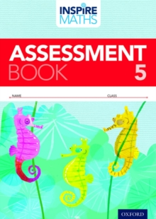Inspire Maths: Pupil Assessment Book 5 (Pack of 30), Multiple copy pack Book