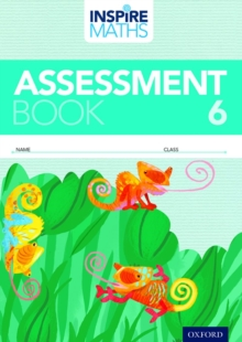 Inspire Maths: Pupil Assessment Book 6 (Pack of 30), Multiple copy pack Book