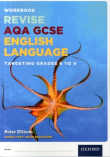 AQA GCSE English Language: Targeting Grades 6-9 : Revision Workbook, Paperback / softback Book