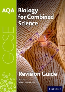 AQA Biology for GCSE Combined Science: Trilogy Revision Guide, Paperback Book